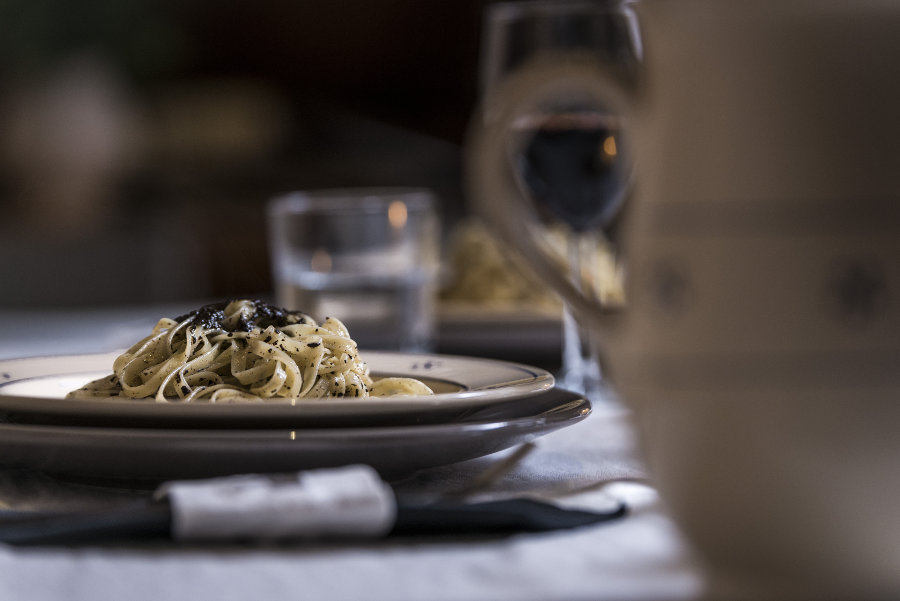 Black Truffle Lodge Chef's Special